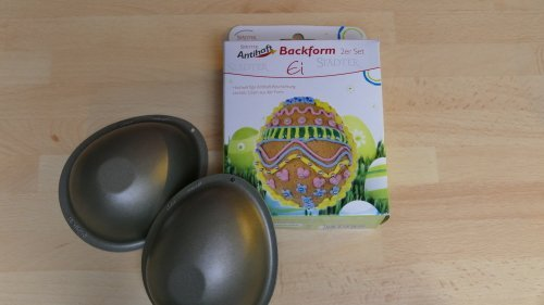 Osterei-Küchlein 1