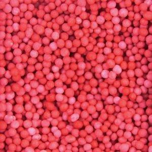 Nicoles Zuckerwerk Liebesperlen rot
