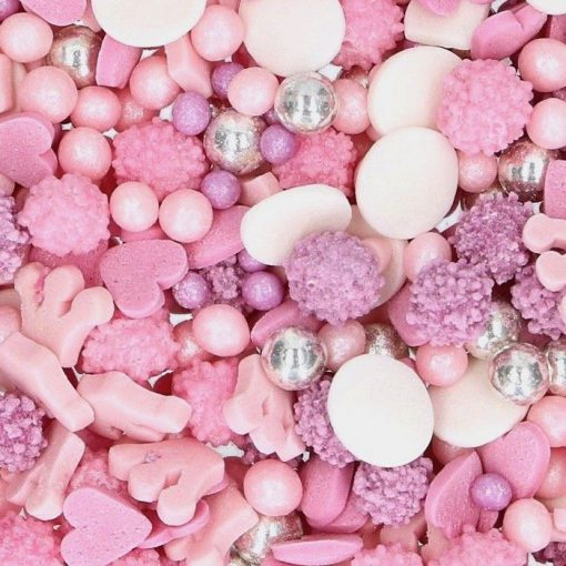 Nicoles Zuckerwerk Streuselbox Zuckerstreusel Sprinkle Medley Prinzessin