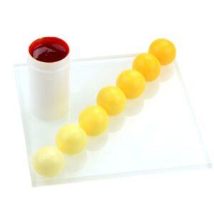 Nicoles Zuckerwerk Shop Lebensmittelfarbe Pastenfarbe Sonnengelb