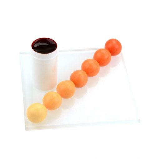 Nicoles Zuckerwerk Shop Farbpaste apricot