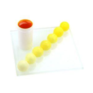 Nicoles Zuckerwerk Shop Farbpaste zitronengelb
