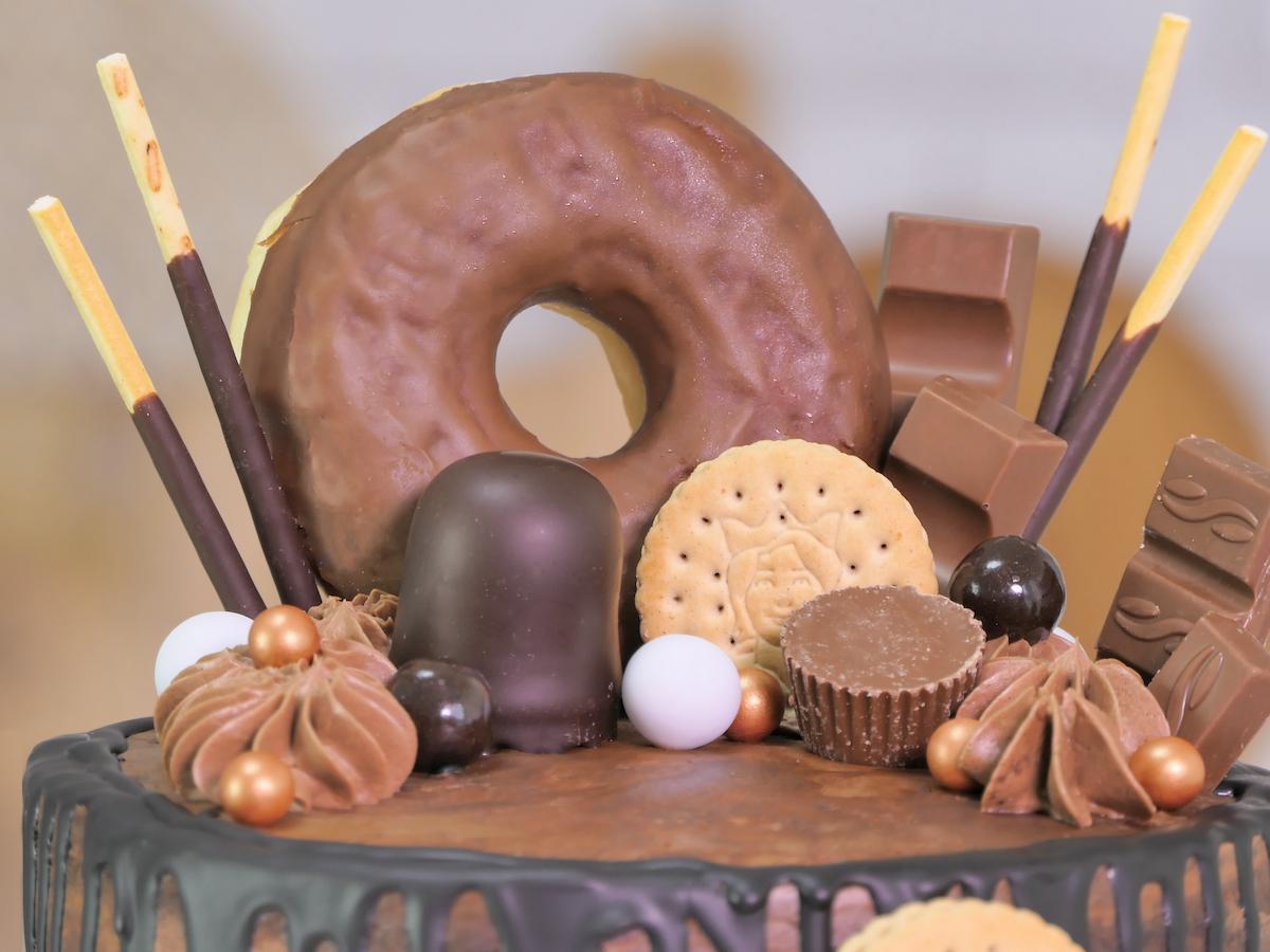 Nicoles Zuckerwerk leckere Schokoladentorte