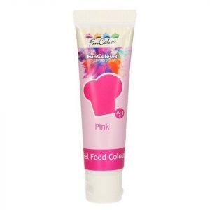 Nicoles Zuckerwerk Shop FunCakes Gelfarbe pink