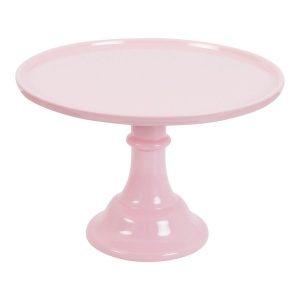Nicoles Zuckerwerk Shop Kuchenständer groß rosa