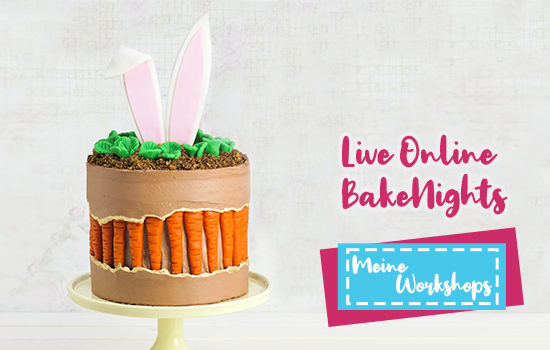 Live Online BakeNights Workshops-Ostern