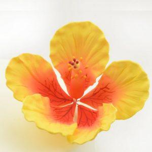 Nicoles Zuckerwerk Feinzucker Blüte Hibiscus Giant