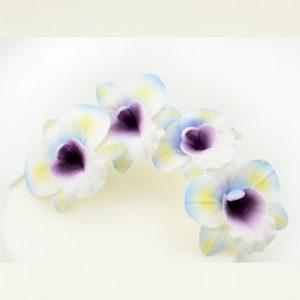 Nicoles Zuckerwerk Feinzucker Blütenzweig Orchid spray