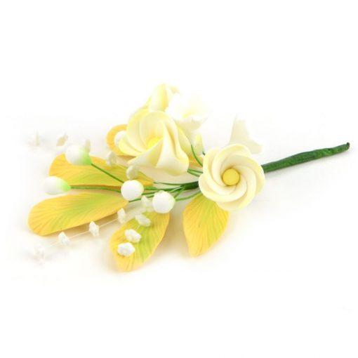 Nicoles Zuckerwerk Feinzucker Bouquet Frangipani