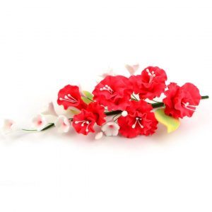 Nicoles Zuckerwerk Feinzucker Bouquet Peony