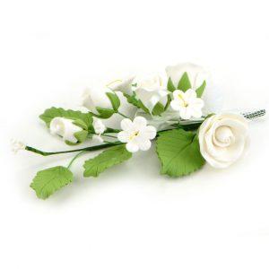 Nicoles Zuckerwerk Feinzucker Bouquet Rose