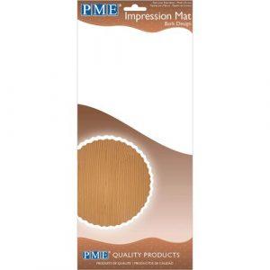 Nicoles Zuckerwerk Shop PME Impression Mat Bark Design