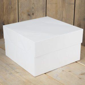 Nicoles Zuckerwerk Shop FunCakes Tortenschachtel 40x40x15cm