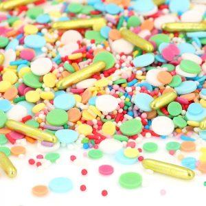 Nicoles Zuckerwerk Shop Cake Masters Sprinkles Birthday Bash