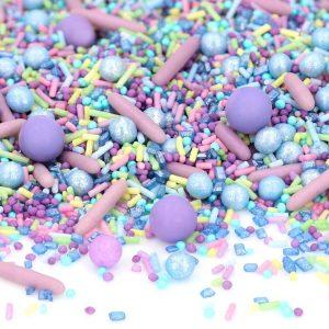 Nicoles Zuckerwerk Shop Cake Masters Sprinkles Mermaid Love