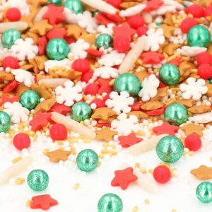 Nicoles Zuckerwerk Shop Cake Masters Sprinkles Santas Secret