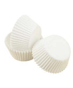 Nicoles Zuckerwerk Shop Cake-Masters Muffinkapseln weiß