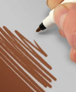 Nicoles Zuckerwerk Shop Rainbow Dust Farbstift schokolade